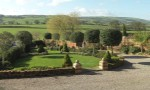 The views at Wollaston Lodge