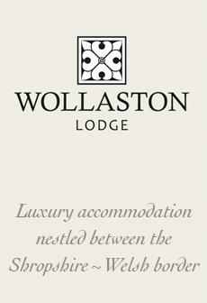 Wollaston Lodge - Luxury Bed & Breakfast Shropshire